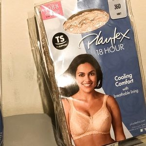 Playtex Intimates & Sleepwear - Playtex 18 Hour Bra